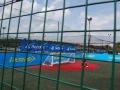 railing banner