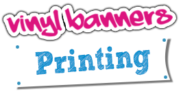 Vinyl Banners Printing, PVC Banner Printing UK